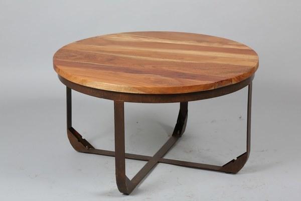 TABLE BASSE RONDE RÉF:1808