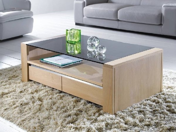 TABLE BASSE YUCCA