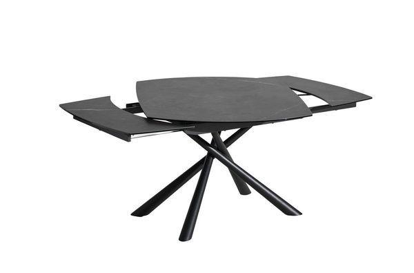 TABLE OVALE DESSUS CÉRAMIQUE T13