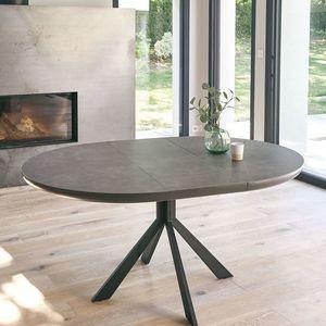 TABLE RONDE 1M20 CÉRAMIQUE