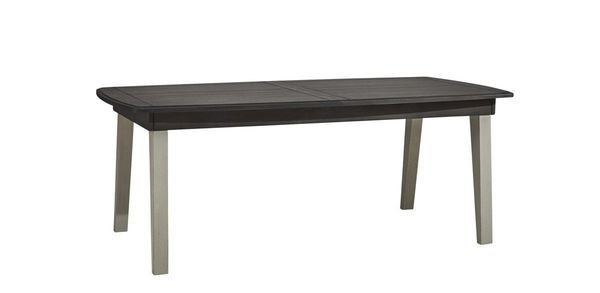 SERAPHINE TABLE PIEDS METAL