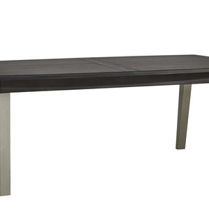 SERAPHINE TABLE PIEDS BOIS