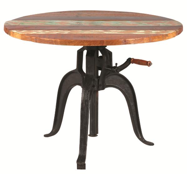 TABLE À CRÉMAILLÈRE RÉF: 1823