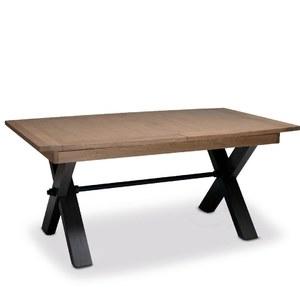 MAGELLAN TABLE PIED X PLATEAU BOIS