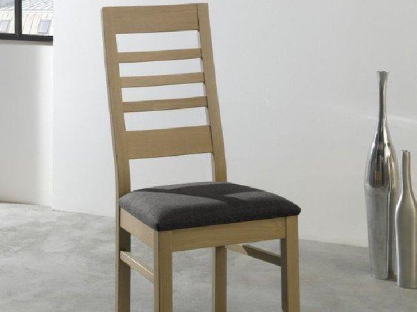 WHITNEY TABLE À MANGER 100% CHÊNE MASSIF
