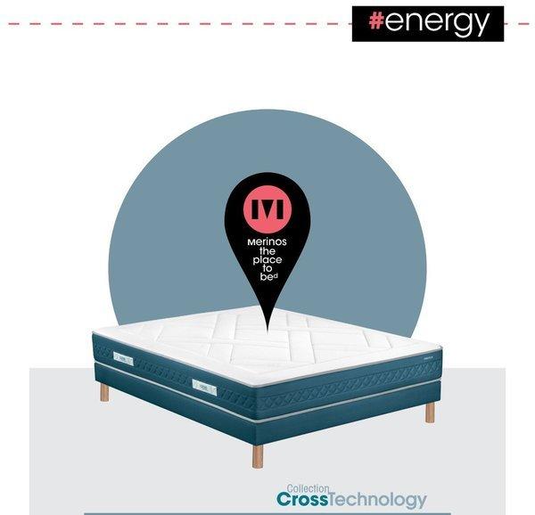 MERINOS ENERGY RESSORTS + LATEX