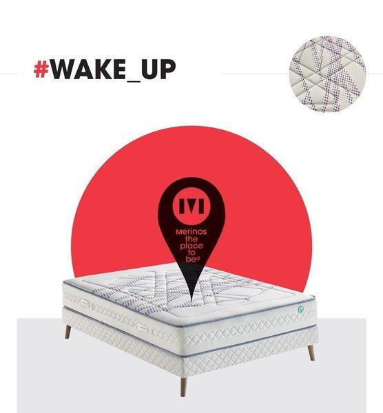 MERINOS WAKE UP 651 RESSORTS